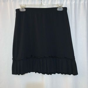Max Edition Black Skirt Size SP